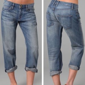 Current/Elliot Boyfriend Jeans